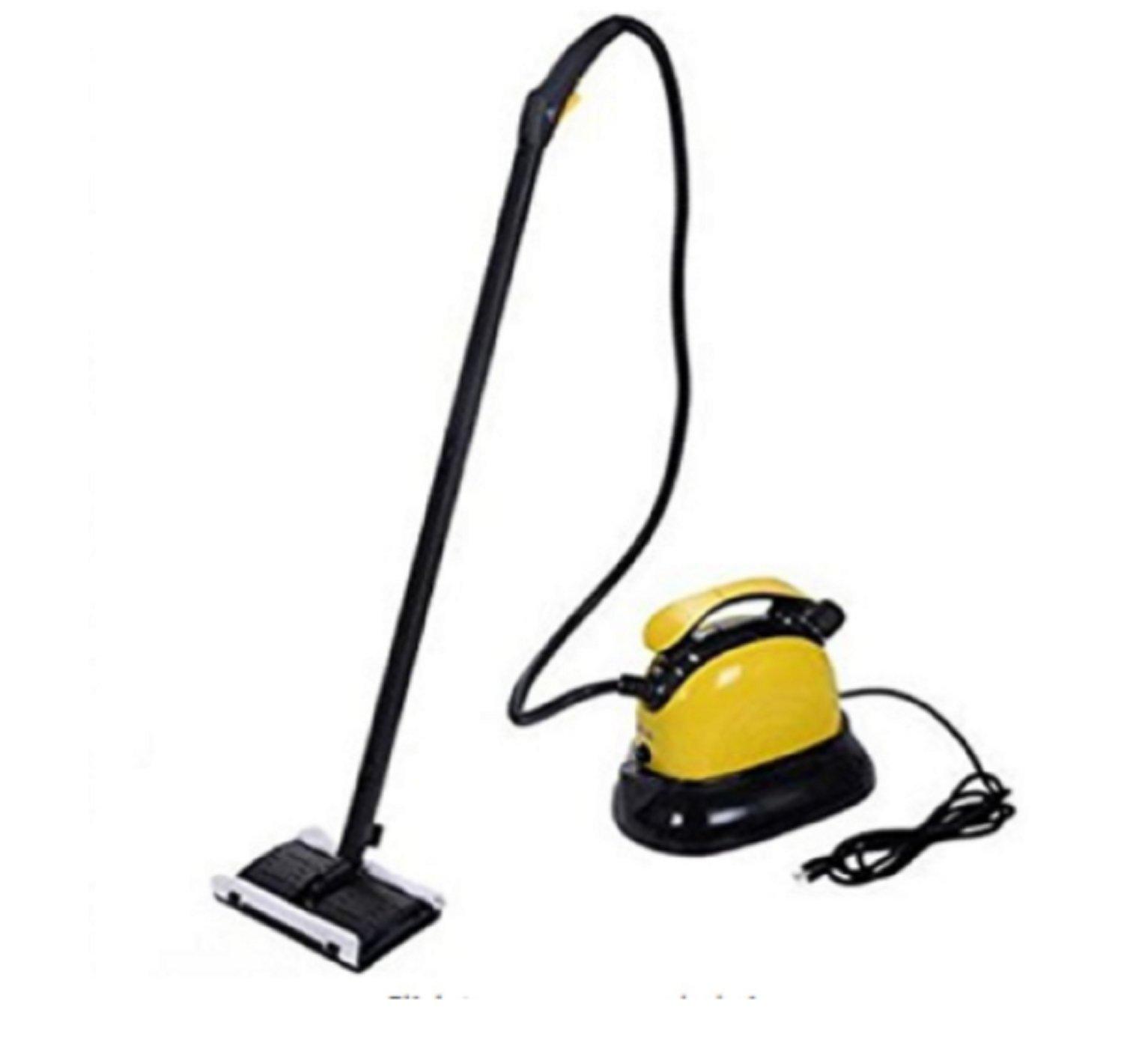 USA Premium Store 1500W Portable Pressure Steam Cleaner Carpet Bathroom Professional Multi Purpose by USA Premium Store