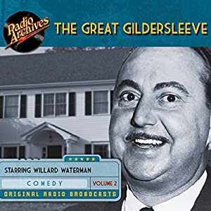 The Great Gildersleeve, Volume 2 Radio/TV Program