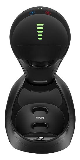 Krups - Cafetera de cápsulas automática Movenza, para Nescafé, Dolce Gusto, mod.