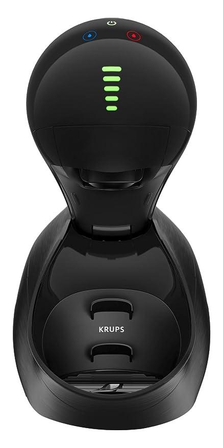 Krups - Cafetera de cápsulas automática Movenza, para ...