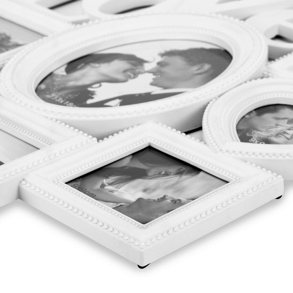 Deuba Bilderrahmen Bildergalerie Fotorahmen Fotocollage Collage ...