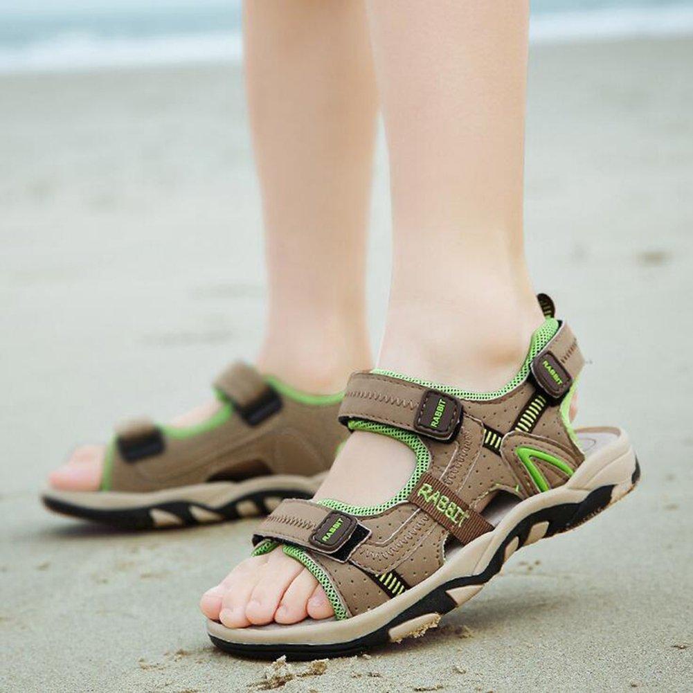 Hibote Jungen Sandalen Outdoor Sports Schuhe Sommer Strand /& Pool Sneakers 18042308