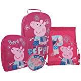 Peppa Pig Patchwork - Juguete de aire libre Peppa Pig (Trademark Collections PEPPA001209)