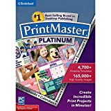 Software : Encore PrintMaster v7 Platinum 7.0