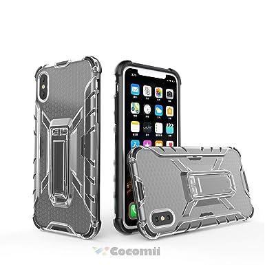 1cc9bdefc6d Cocomii Honeycomb Armor iPhone XS/iPhone X Funda [Robusto] Táctico Sujeción  Soporte Antichoque