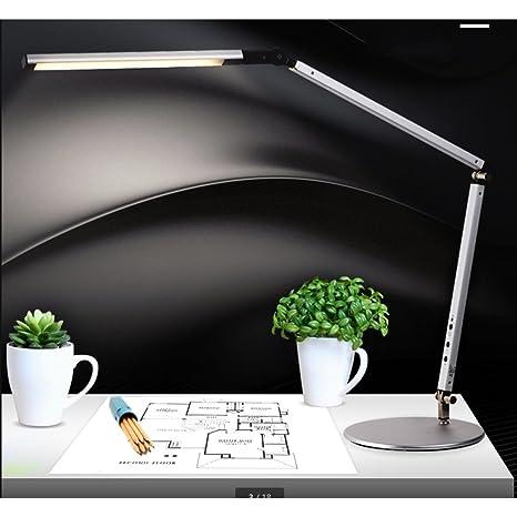 Lámpara De Escritorio LED Lámpara De Mesa De Luz De Trabajo ...
