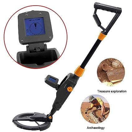Amazon.com : Viedoct Handheld Underground Metal Detector ...