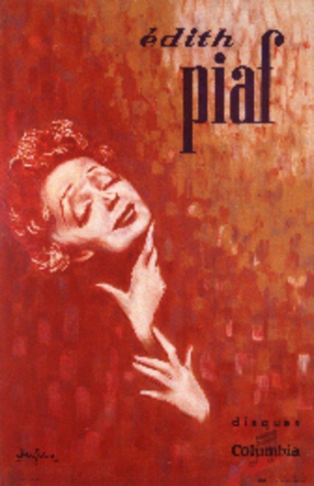 """vichy Villemot  art print vintage  canvas large painting 36/"""""""