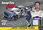 Revell SnapTite MAX NASCAR 2016 Jimmie Johnson Lowe's Chevy SS Model Kit from Revell