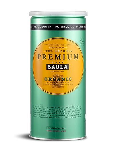 Café Premium Grano Ecológico Especial Hogar 500 G