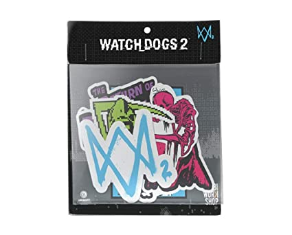Watch Dogs 2 Stickers Collection Official Ubisoft Collection by Ubi Workshop