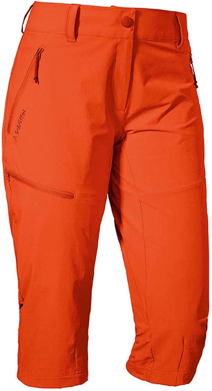 Sch/öffel Damen Hose Kurz Pants Caracas2 AOP