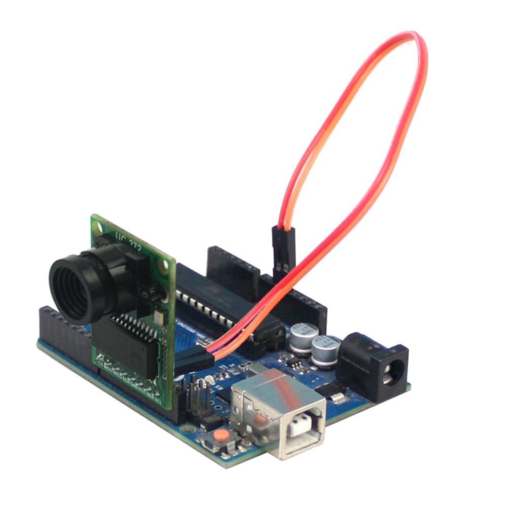 Arducam Mini Module Camera Shield With Ov2640 2 Circuit Board Wiring Diagrams Further Megapixels Lens For Arduino Uno Mega2560 Photo
