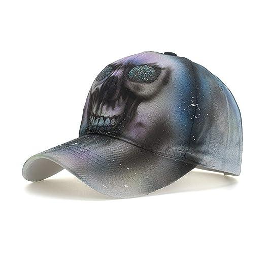 Luckylin Unisex Fashion Retro Vintage Oldschool Adjustable Animal Printed Cap Bone Gorras Tactical Baseball Hat Shade