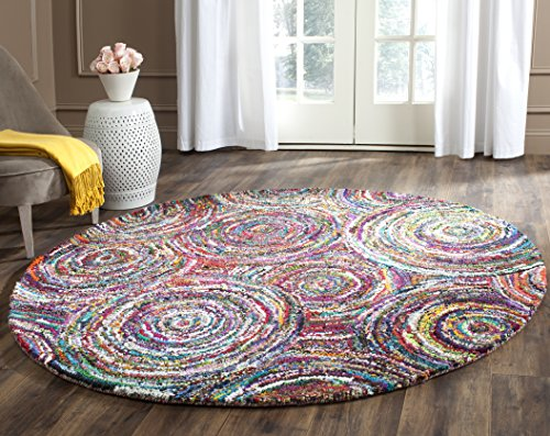 Safavieh Nantucket Collection Handmade Multicolored product image