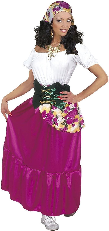 WIDMANN 39413 ? Disfraz de Zingara, de talla L: Amazon.es ...