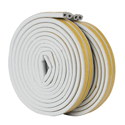 Roll type weather strip