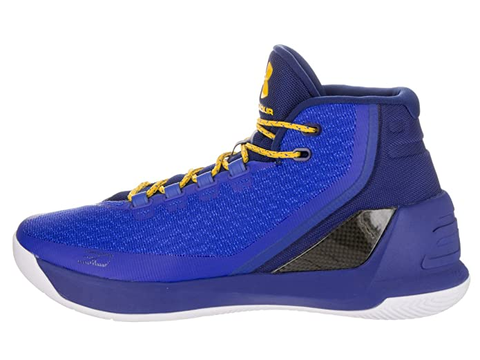 d6927fe461c2 ... Under Armour Curry 3 Basketball Shoe Blue 9 Buy Online at Low Prices in  India -