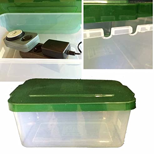 Kabelbox Sicherheitsbox Fur Aussen Steckerschutz Keep Dry Box Garten Camping