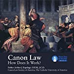 Canon Law: How Does It Work? | Fr. Arthur J. Espelage OFM JCD