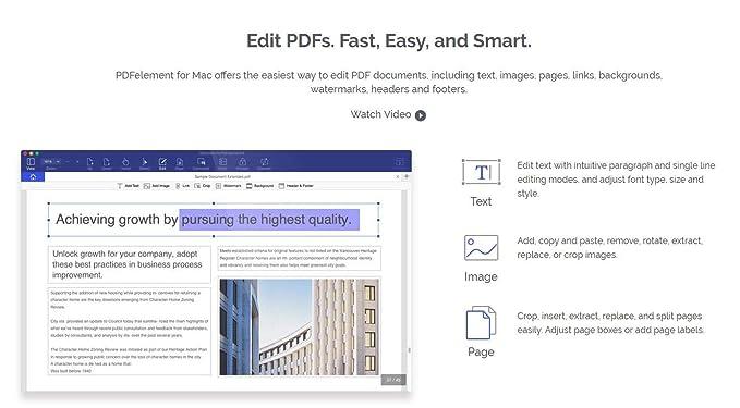 Wondershare PDF Editor for Mac [Download]