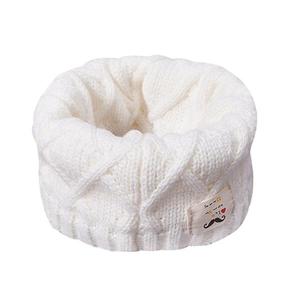 mioim - Echarpe - Bébé (fille) 0 à 24 mois blanc blanc Taille unique ... 6f21fb711f2