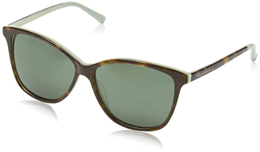 Sunglasses Womens Fawn Sunglasses, Tortoiseshell, 55 Ted Baker