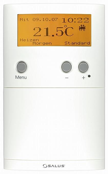 Salus controls termostato para calefacción por suelo radiante salus ERT 50 triac silenciosa