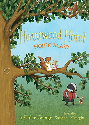 Heartwood Hotel, Book 4 Home Again (Heartwood Hotel, Book 4)