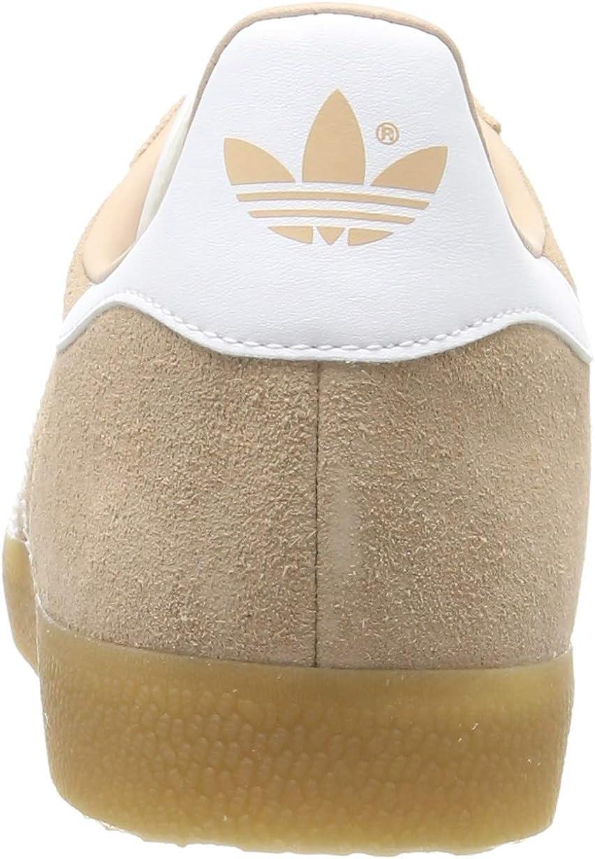 adidas Boys' Gazelle Fitness Shoes White Ash Pearl S18 Ftwr White Gum 3
