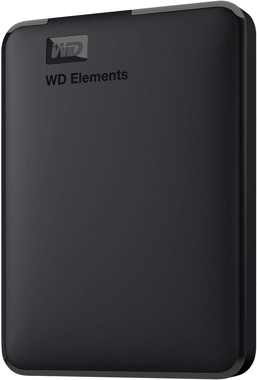 Western Digital Elements SE - Disco Duro Externo de 1 TB, Negro ...