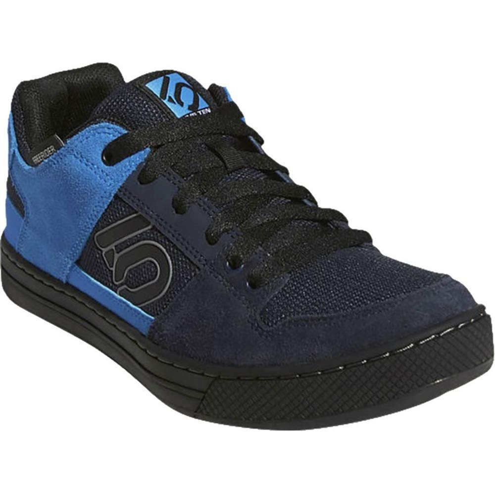 Five Ten Freerider Mens Flat Shoe Legend Ink//Black//Shock Blue 12