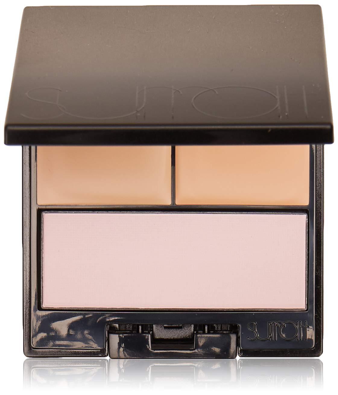 Surratt Beauty Perfectionniste Concealer Palette, 02 Violet Powder, 0.29 Ounce