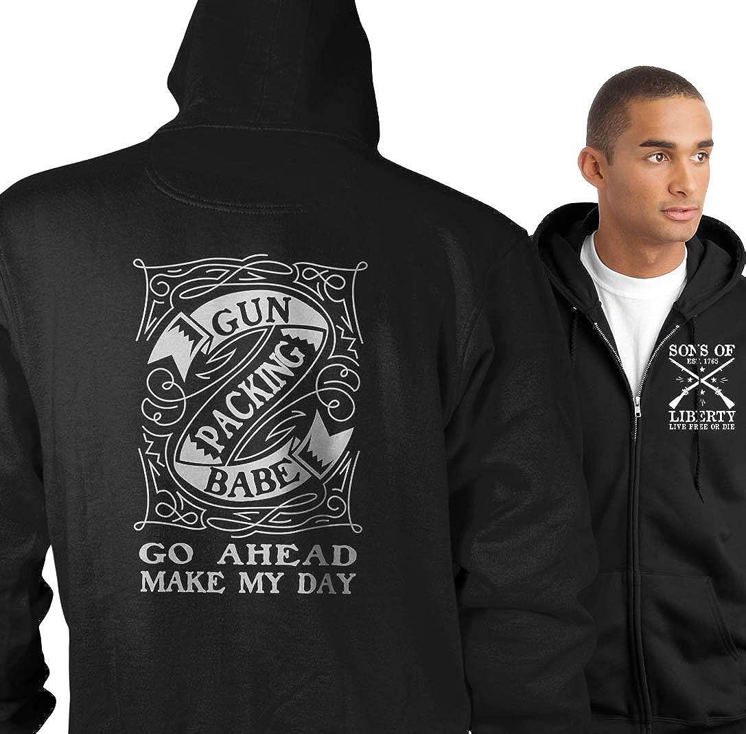 Hoodie Tread On Me Liberty Or Death100/% Cotton Mens Hoodie Graphic Sweatshirts Black