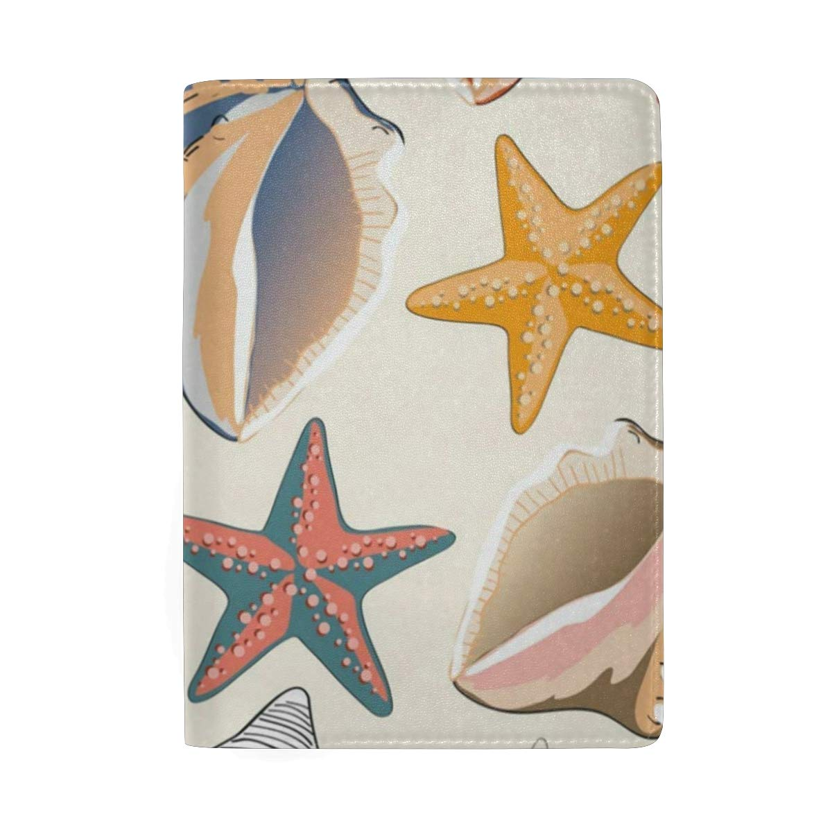 Starfish Passport Cover Made in the USA