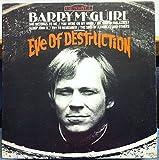 BARRY MCGUIRE EVE OF DESTRUCTION vinyl record