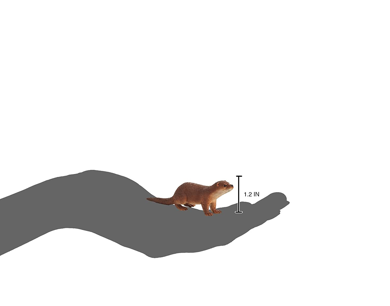 MOJO Common Otter Toy Figure 387128