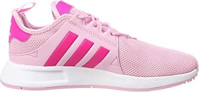 Amazon.com: adidas Originals X_PLR J Zapatos, 5.5 M US niño ...