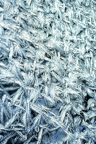 Pattern of Winter Frost on Glass by Mark Gibson/Danita Delimont Art Print, 35 x 52 inches