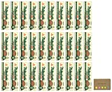 Uni Mitsubishi 9800EW Recycling Pencil, 2B, 30-pack/total 360 pcs, Sticky Notes Value Set