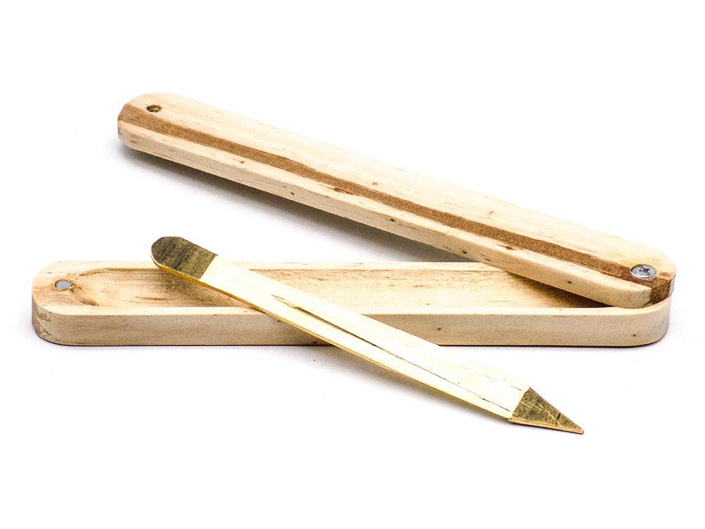 Maul carga Dan Moi Deluxe latón con estuche de madera Terre
