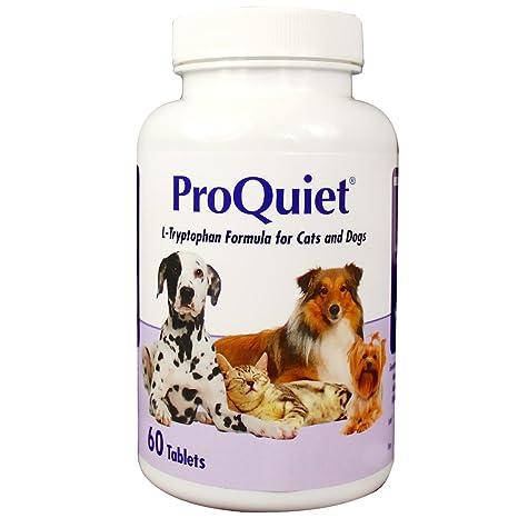 Amazon.com: proquiet Calming Suplemento para gatos y perros ...