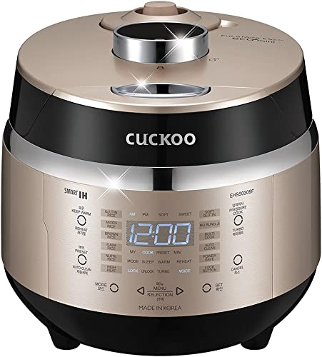 Cuckoo-Electric-Induction-Heating-Rice-Pressure-Cooker