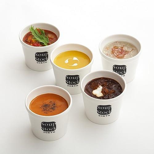 スープストックトーキョー 5スープセット【500g】