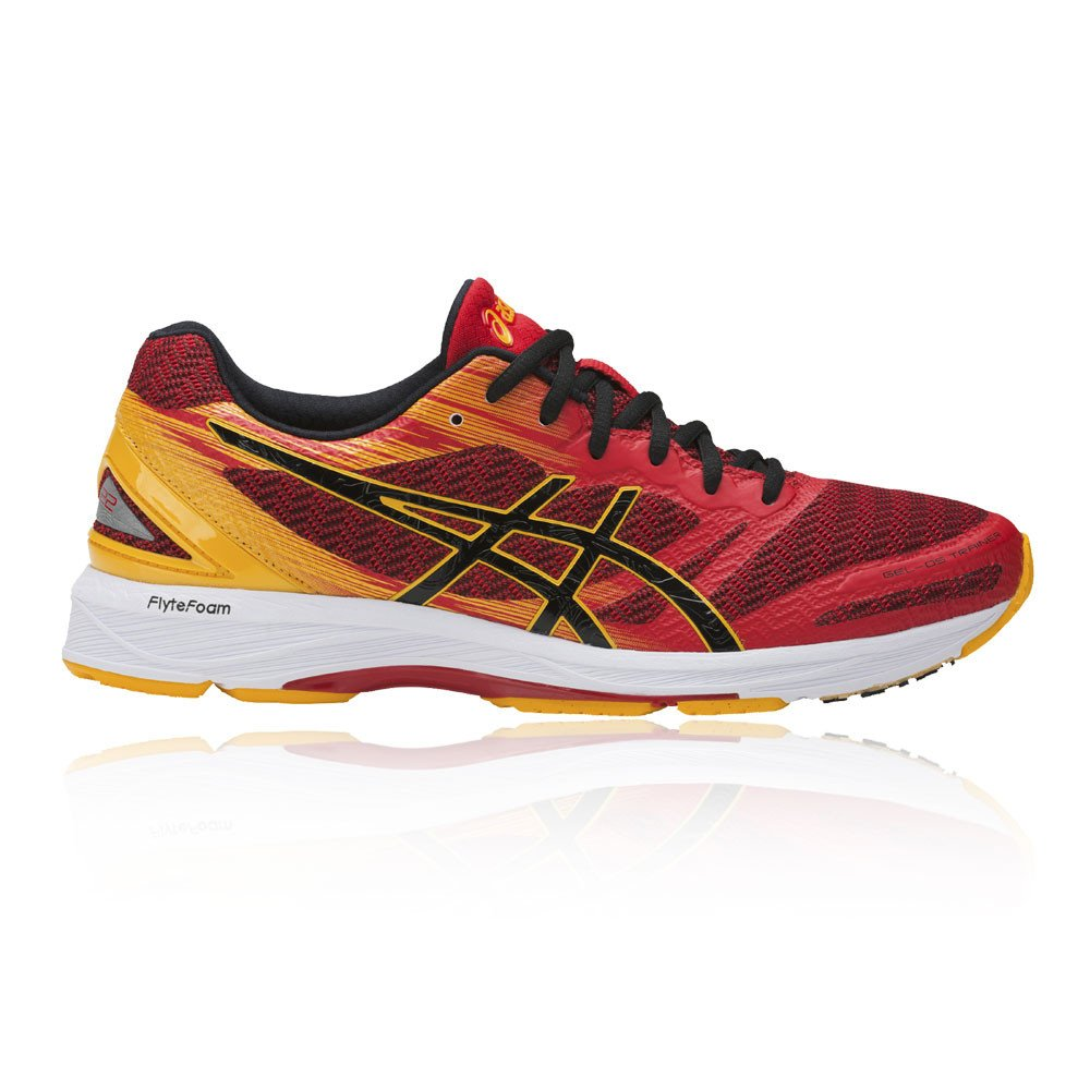 Asics Gel-DS Trainer 22, Zapatillas de Running para Hombre 39.5 EU|Negro (Black/Phantom/White)