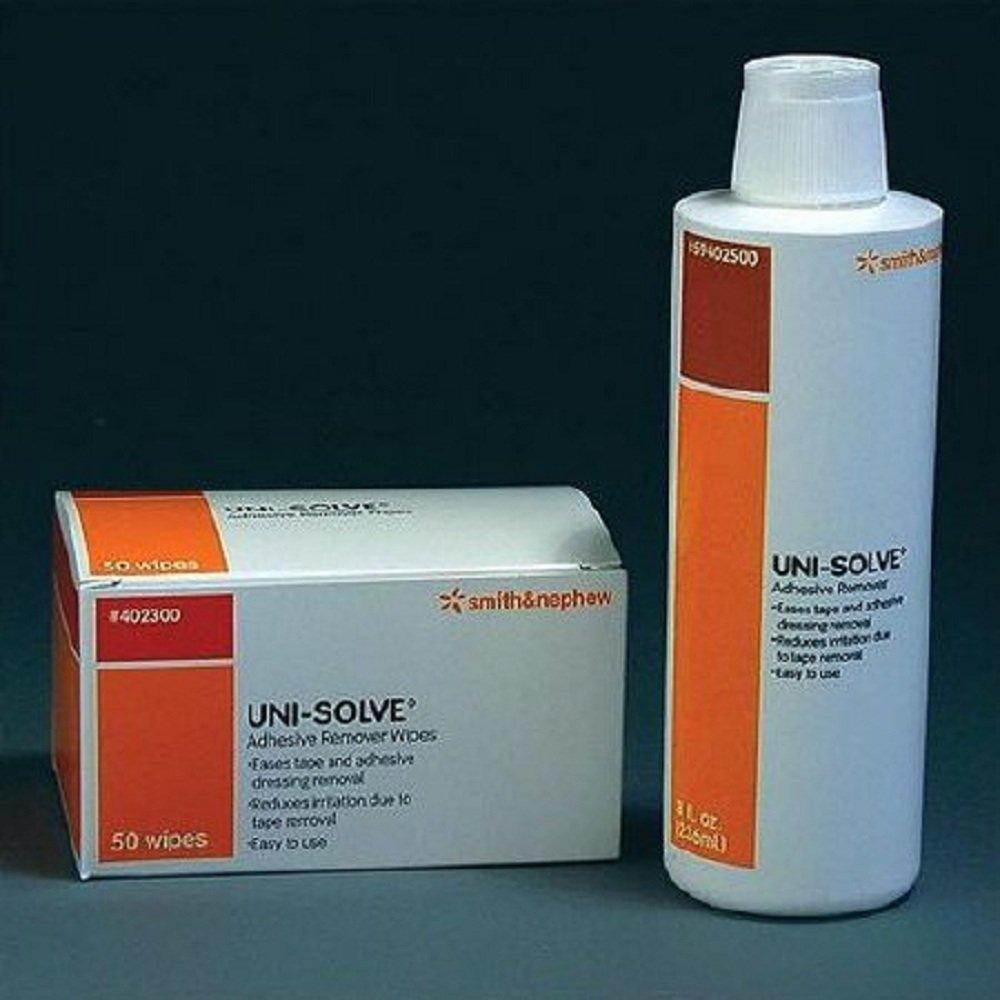 UniSolve - Adhesive Remover UniSolve Wipe - 1000/Case - McK