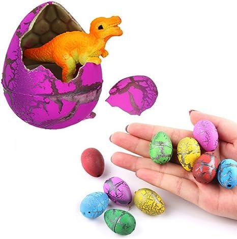 USA 5Pcs//Set Magic Hatching Growing Dinosaur Funny Toys Gift Water Grow Kids Toy
