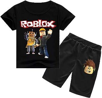 Xcolee Roblox Conjunto De Playera Y Pantalones Cortos De Manga