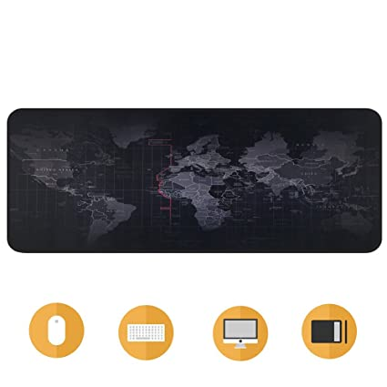 Amazon buy cocohut extended extra large gaming mouse pad cocohut extended extra large gaming mouse pad professional large mouse mat durable thickened portable desk gumiabroncs Images