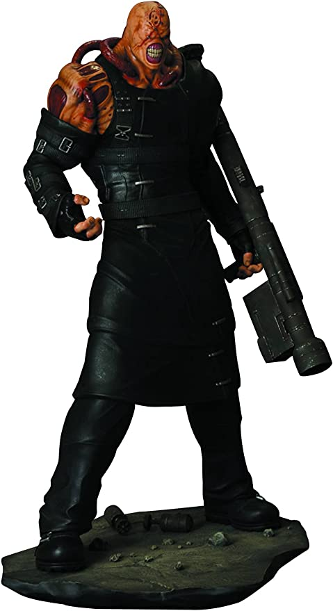 Hollywood Collectibles Resident Evil: Nemesis: 1:6 Scale Statue by Hollywood Collectibles: Amazon.es: Juguetes y juegos